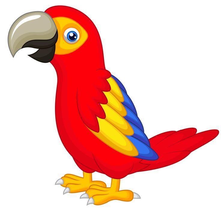 Clipart parrot 2 » Clipart Station.