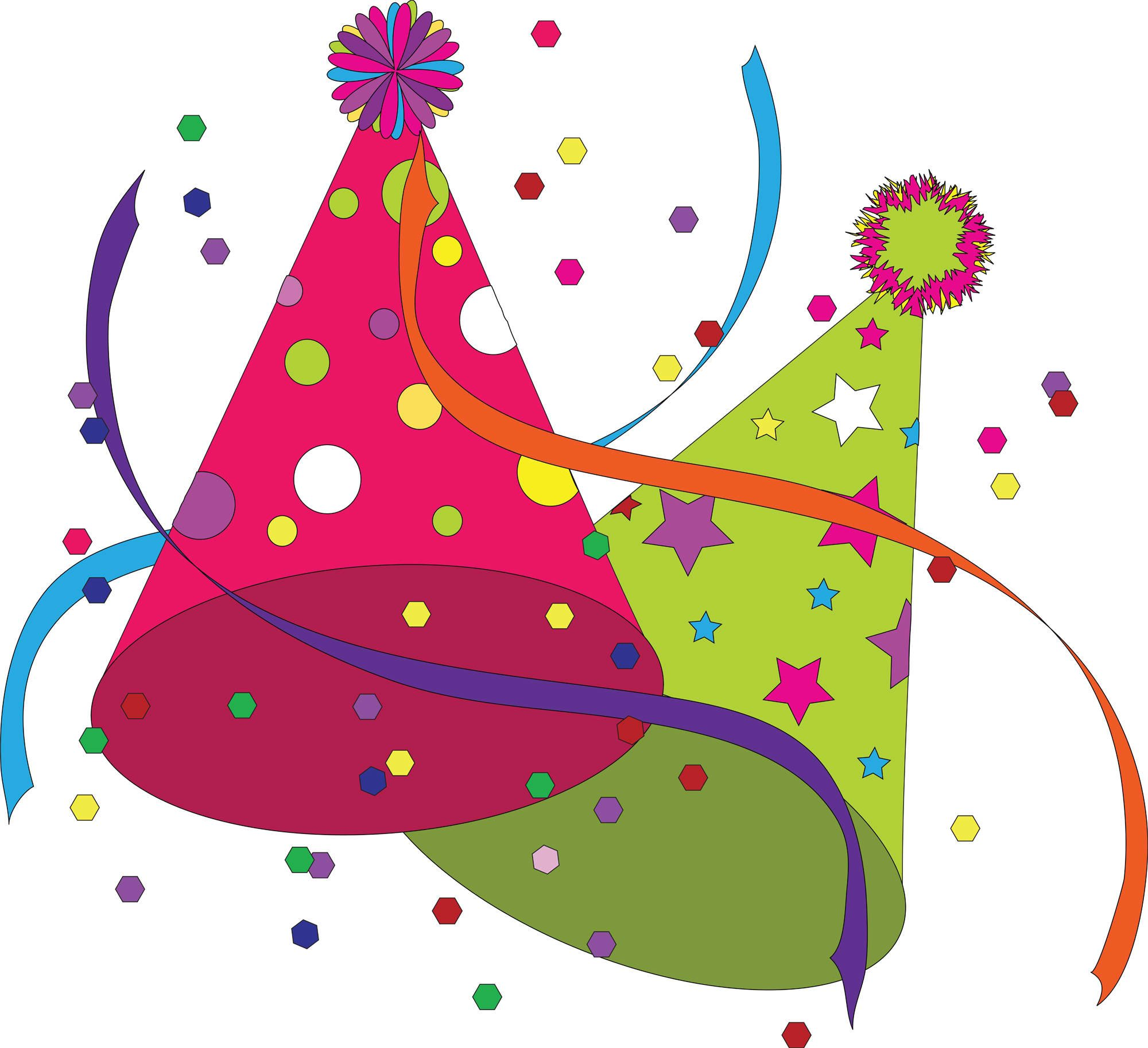 Free Birthday Party Clip Art, Download Free Clip Art, Free Clip Art.
