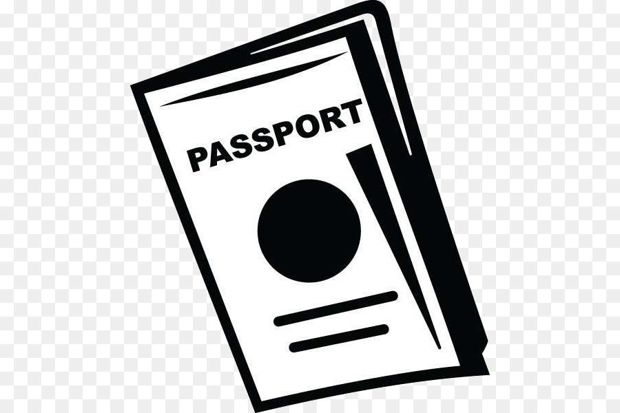 Travel Passport png download.