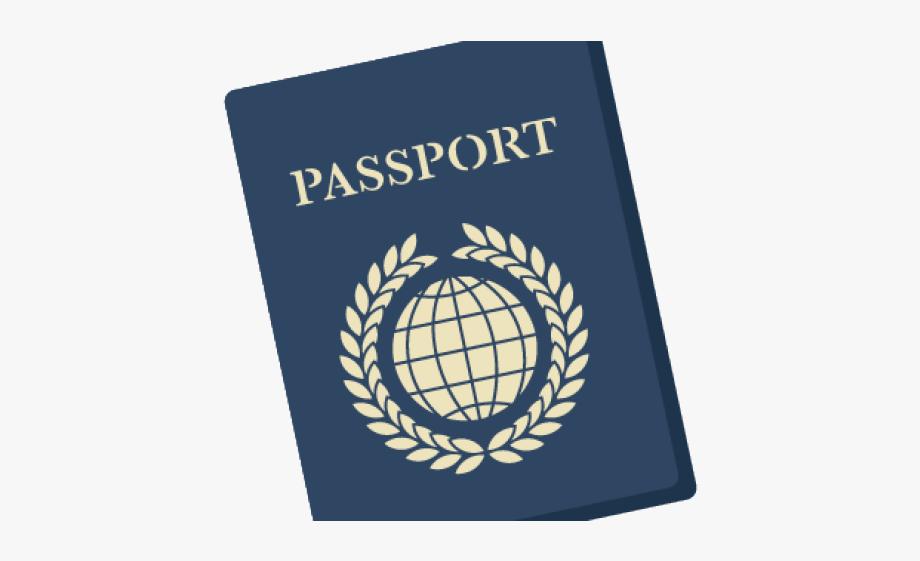 Travel Clipart Passport.
