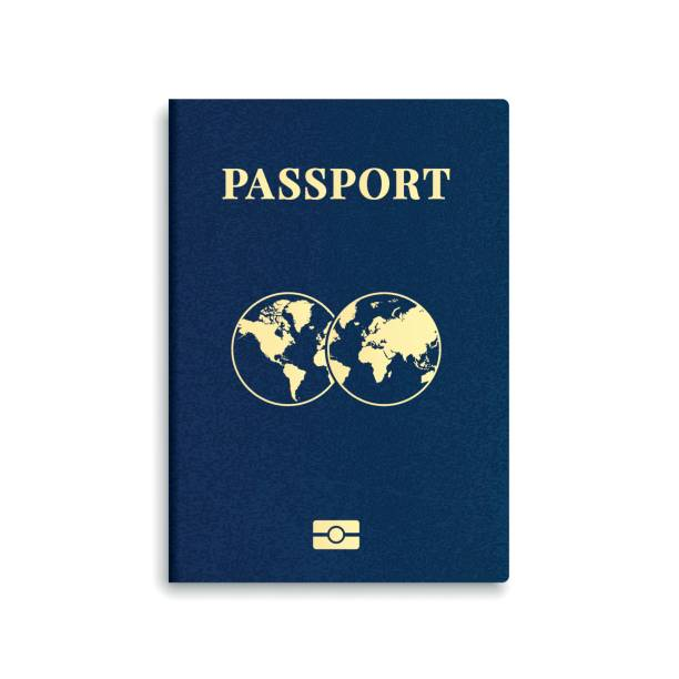 Best Passport Illustrations, Royalty.