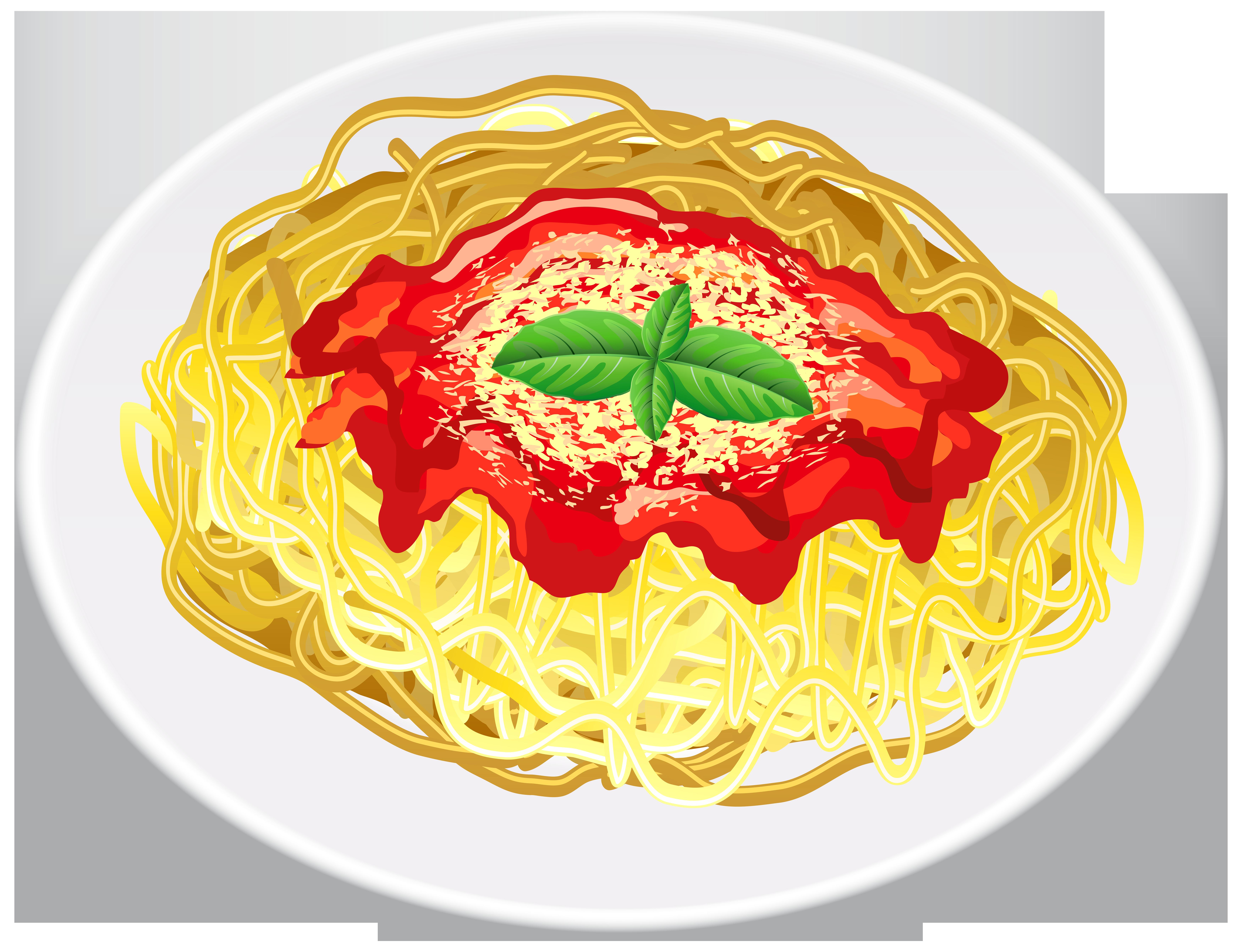 Pasta Transparent PNG Clip Art Image.