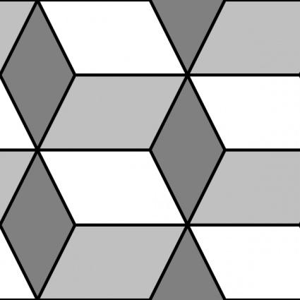 Cubes 1 Pattern clip art.