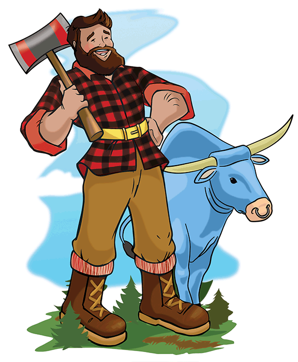 Free Paul Bunyan, Download Free Clip Art, Free Clip Art on Clipart.