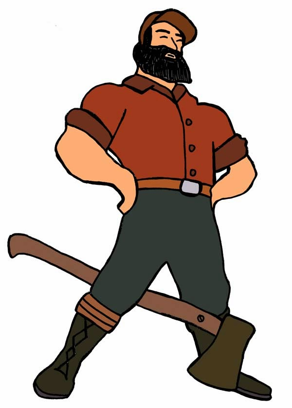Free Paul Bunyan Clipart, Download Free Clip Art, Free Clip Art on.