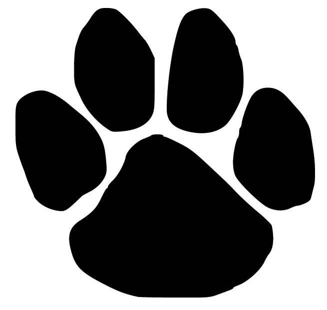 Free Dog Paw Print, Download Free Clip Art, Free Clip Art on Clipart.