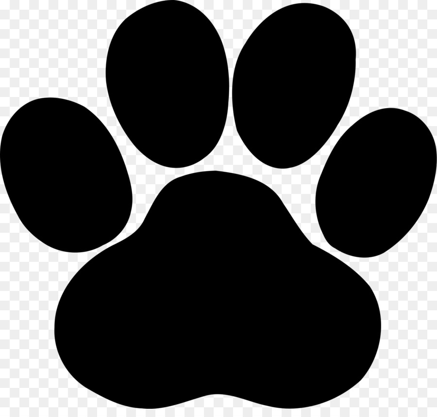Download Free png Dog Paw Clip art paw prints png download 1400*1311.