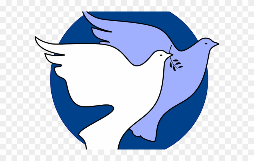 Dove Clipart Peace Sign.