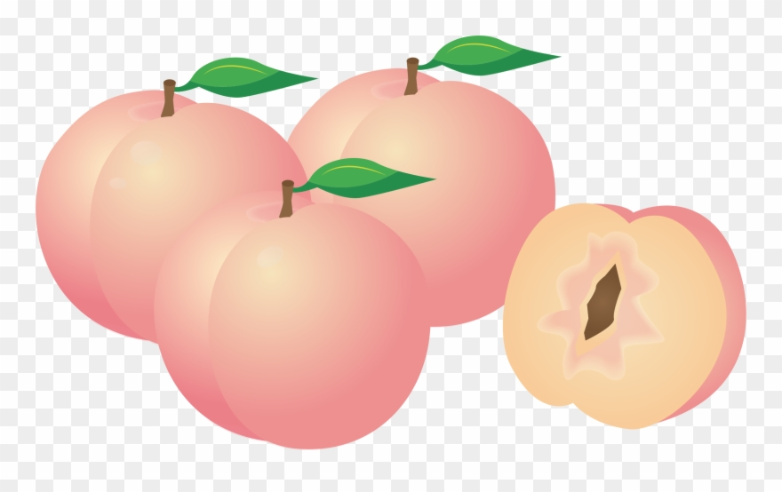 Peaches Big Image Png.