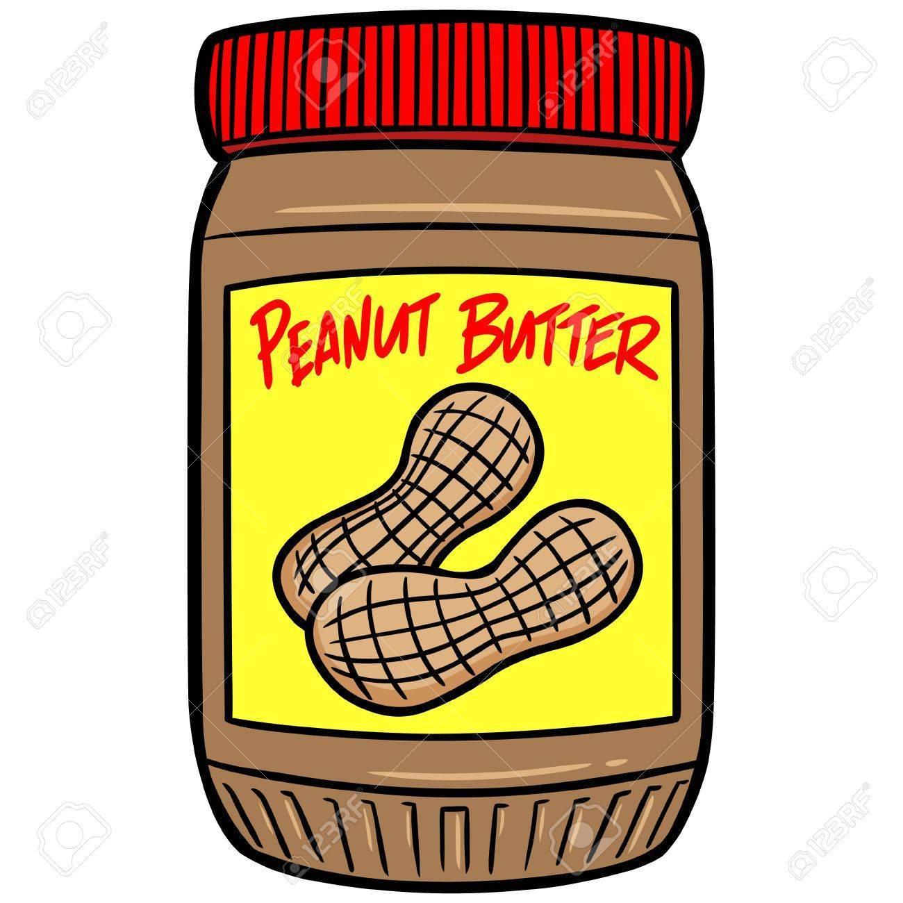 Free clipart peanut butter 5 » Clipart Portal.