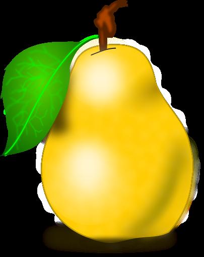 Download Pear Clip Art PNG.