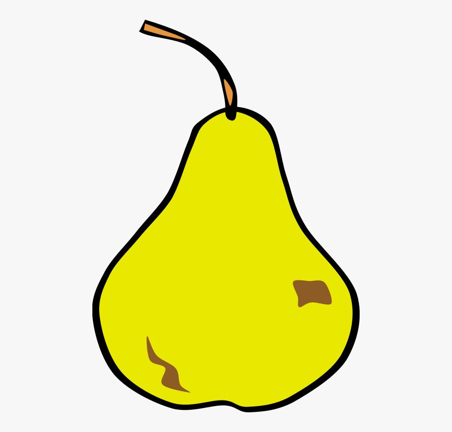Pear Clip Art #281616.