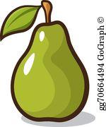 Pear Clip Art.