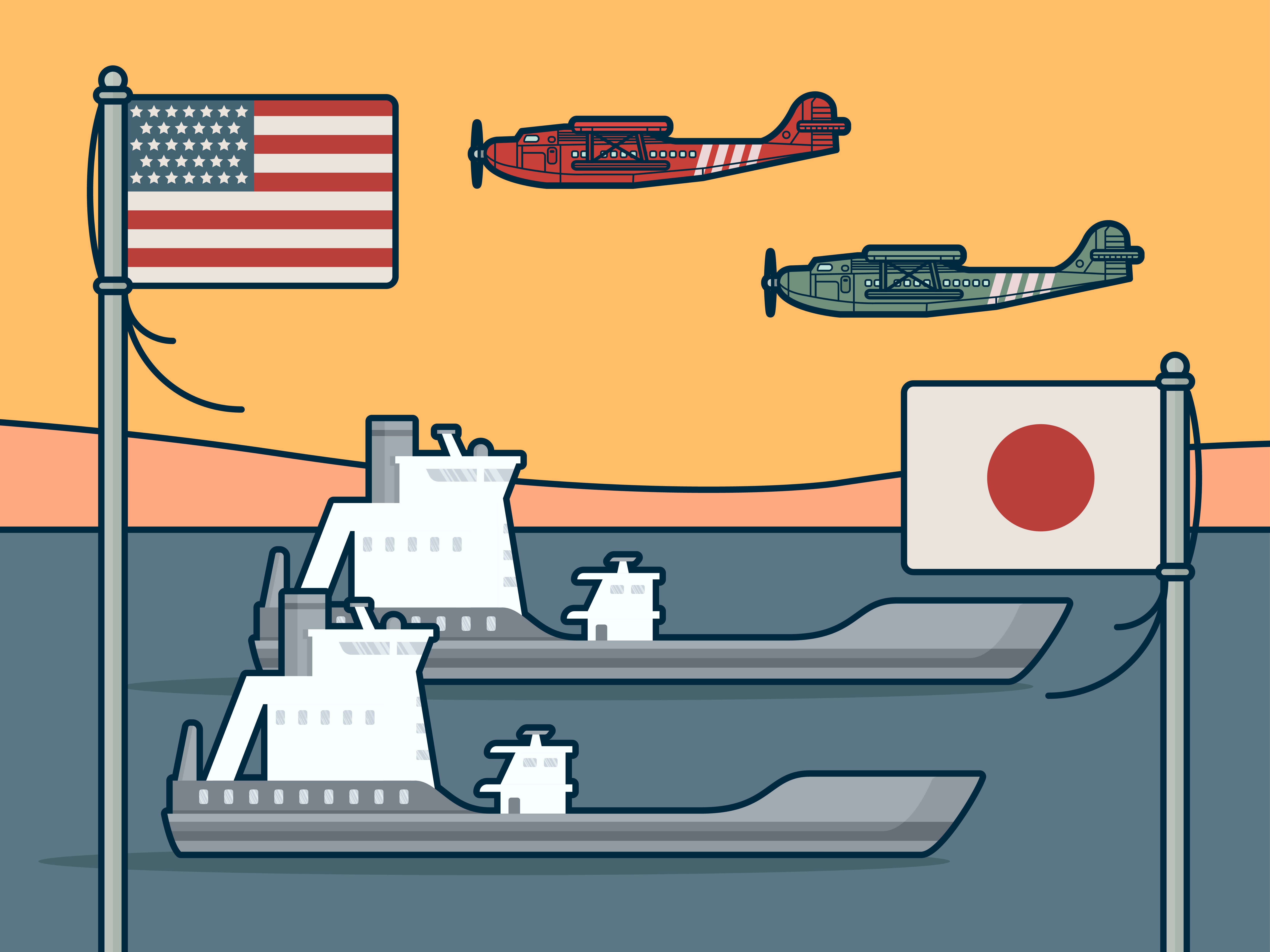 3 Ways to Remember Pearl Harbor.