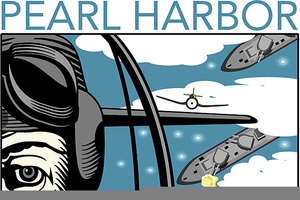 Pearl Harbor Day Clipart.