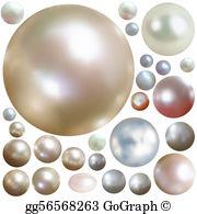 Pearls Clip Art.