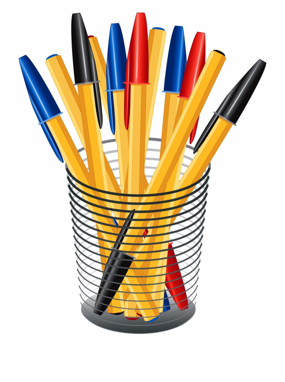 Pens Clipart With A Transparent Background Png Www.