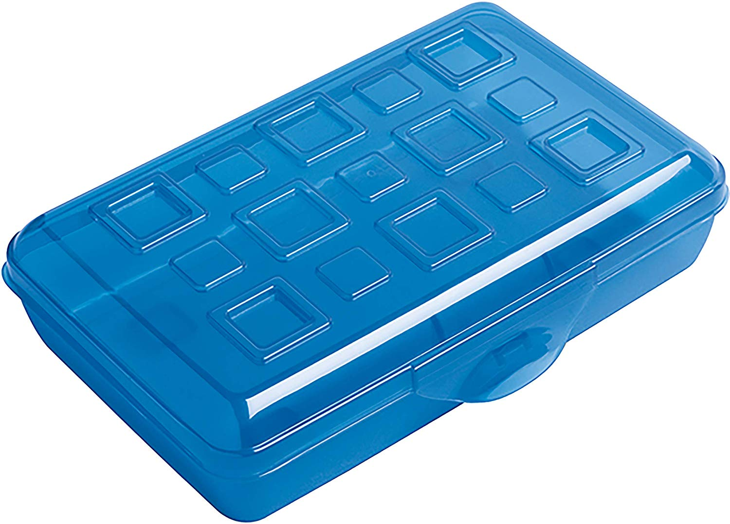Sterilite Plastic Pencil Box (17234812).
