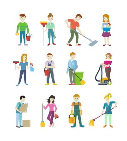 16,802 Housekeeping Stock Illustrations, Cliparts And Royalty Free.