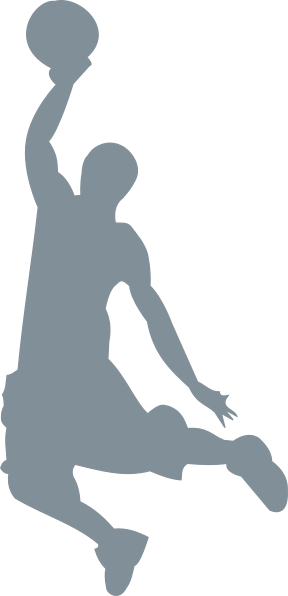 Basketball Player Clip Art at Clker.com.