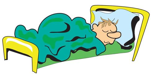 Clipart Of People Sleeping & Free Clip Art Images #22890.