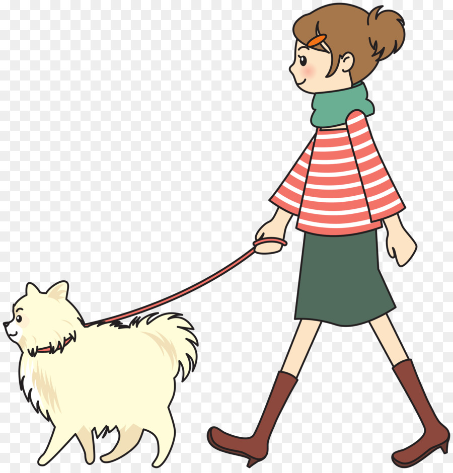 Dog Sitting png download.