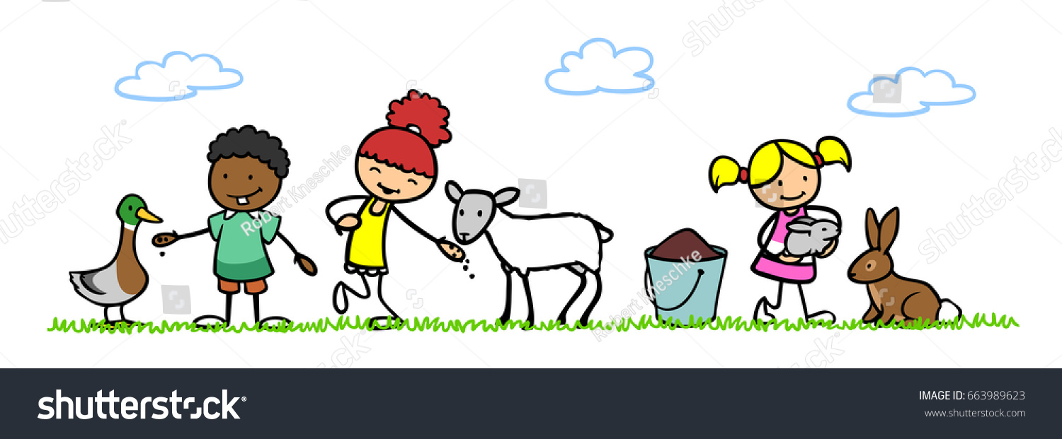 Petting Zoo Clipart (97+ images in Collection) Page 2.