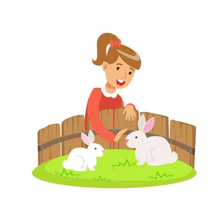 219 Petting Zoo Stock Vector Illustration And Royalty Free Petting.