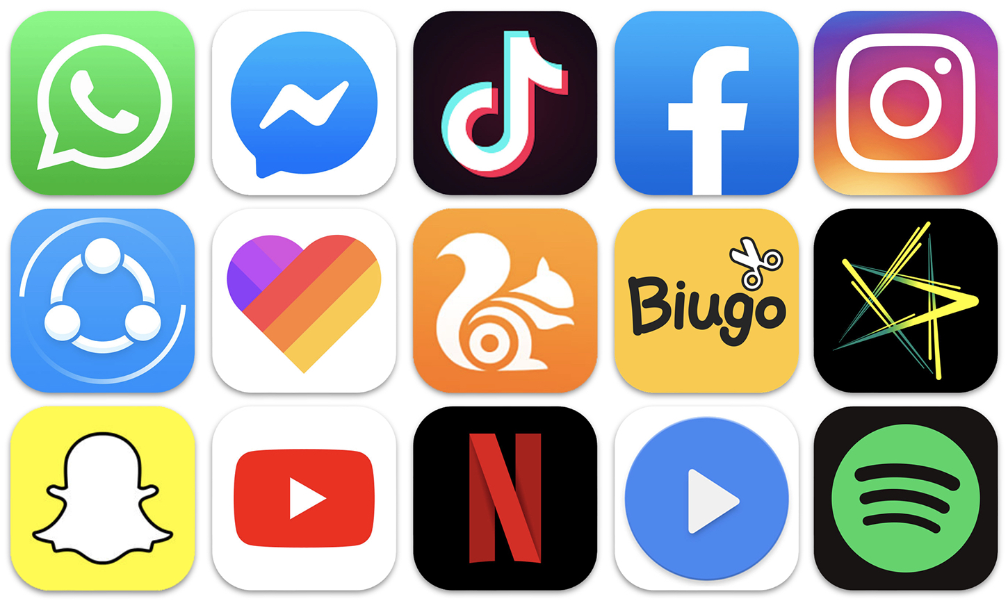 Top Apps Worldwide for Q1 2019 by Downloads.