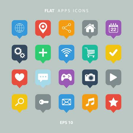 281,903 Mobile App Stock Illustrations, Cliparts And Royalty Free.
