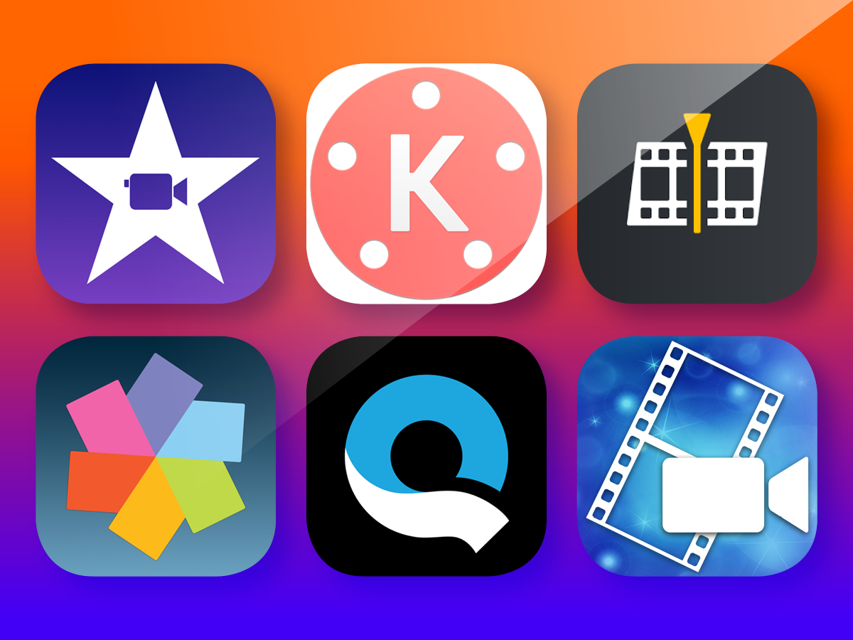 The 10 best video editing apps for mobile.