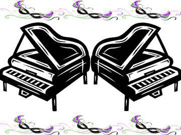 Piano clip art free download free clipart images 2 clipartix.