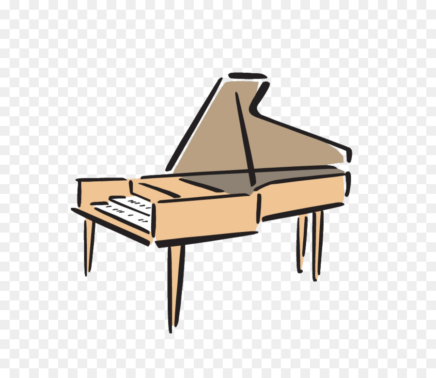 Piano Musical keyboard Clip art.