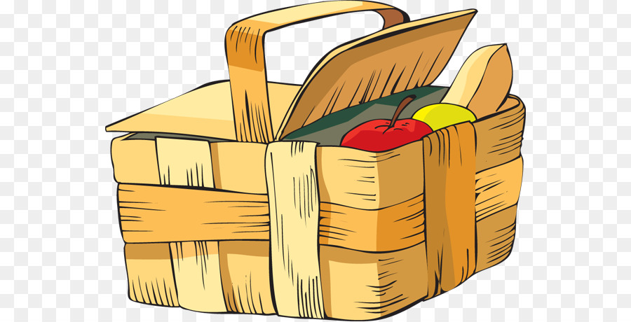 Picnic Baskets Commodity png download.