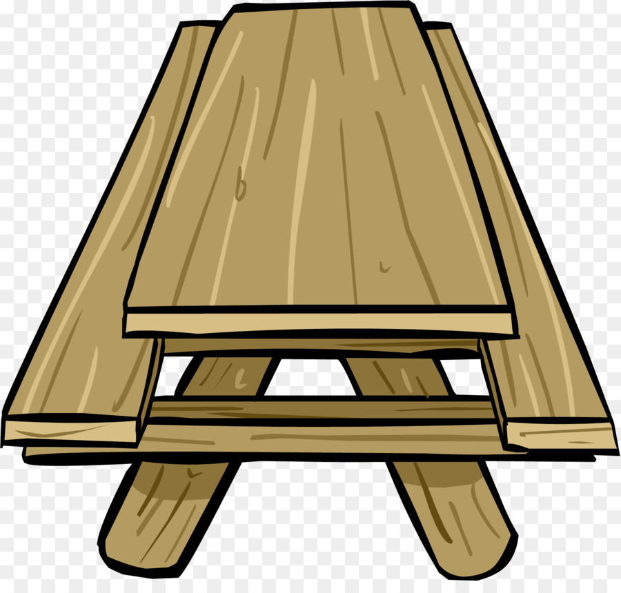 Clipart picnic table 6 » Clipart Station.
