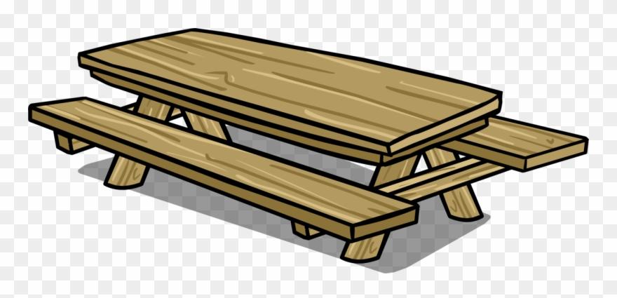 Picnic Clipart Picnic Table.