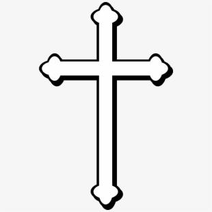 Christian Religion Symbol Clip.