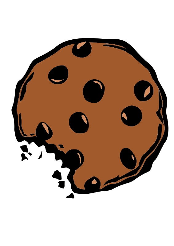 Free Clipart: Cookie.