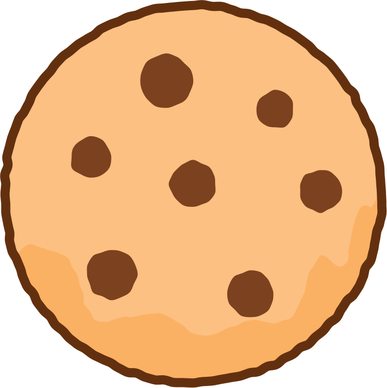 Chocolate chip cookies clipart cliparts.