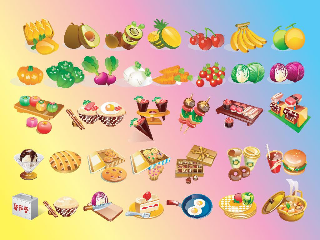 Food Clip Art.