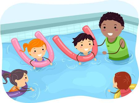 146,475 Swimming Stock Vector Illustration And Royalty Free Swimming.