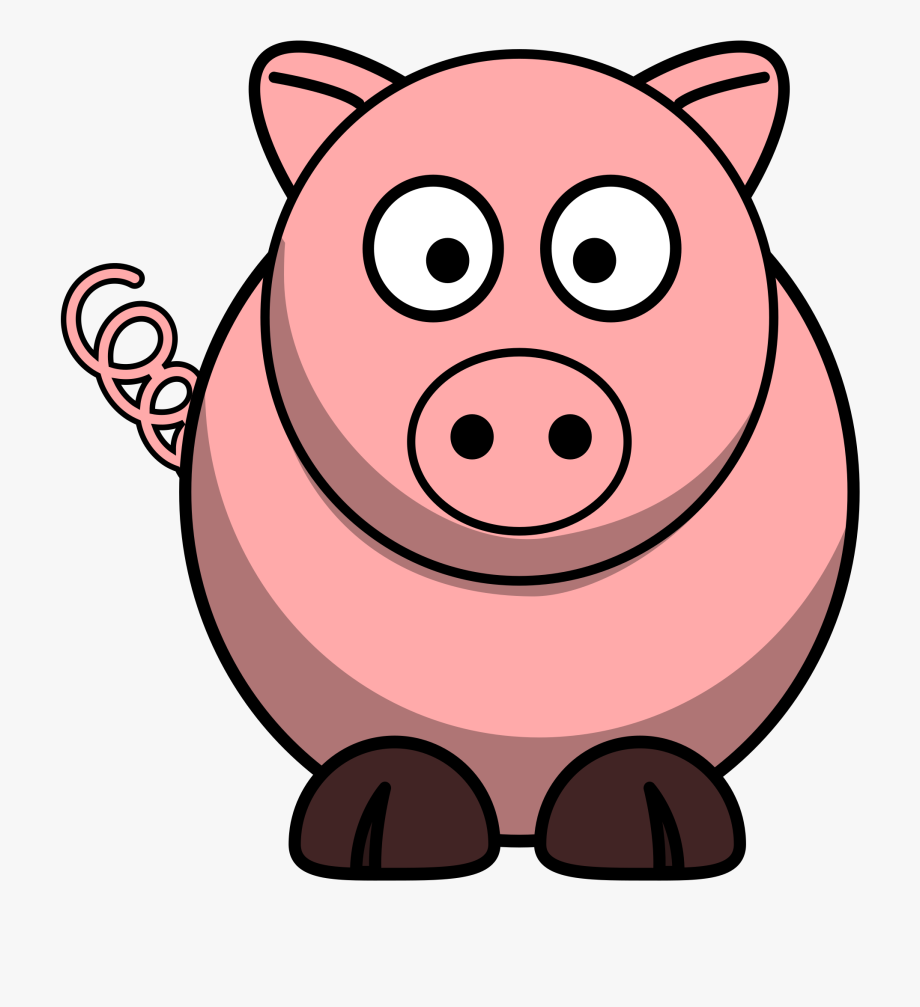 Clipart Of Mj, Big 5 And Clipartpig.