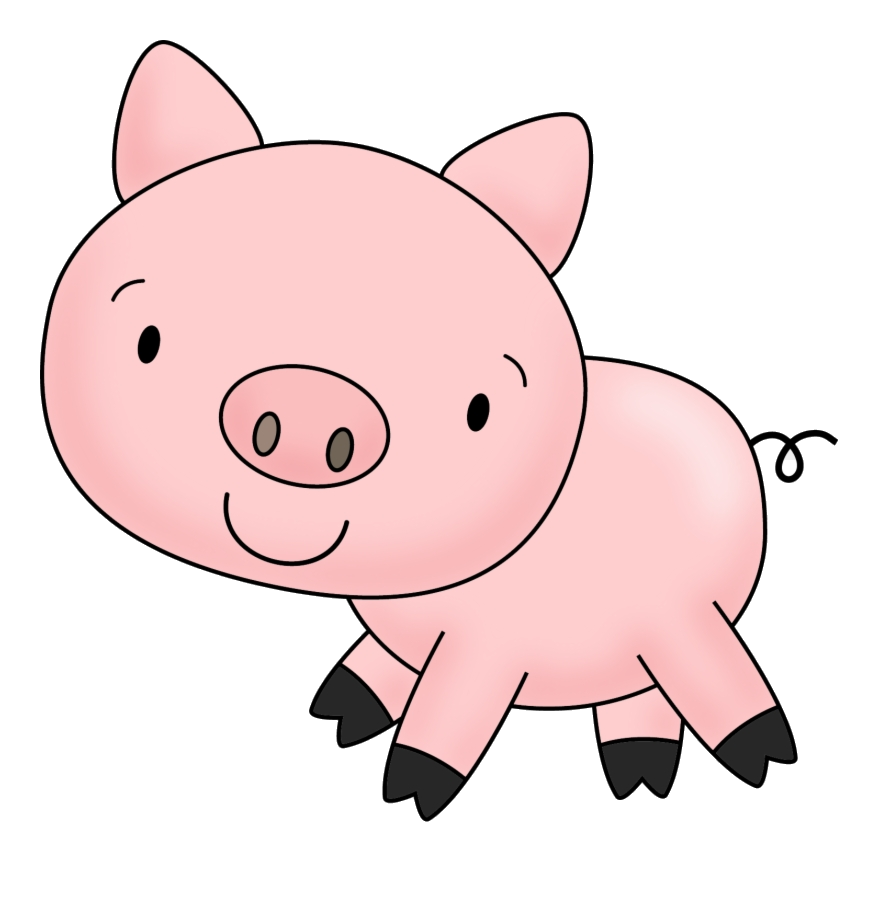 Pig Picture Free Dirty Pigs Clipart Transparent Background Png.