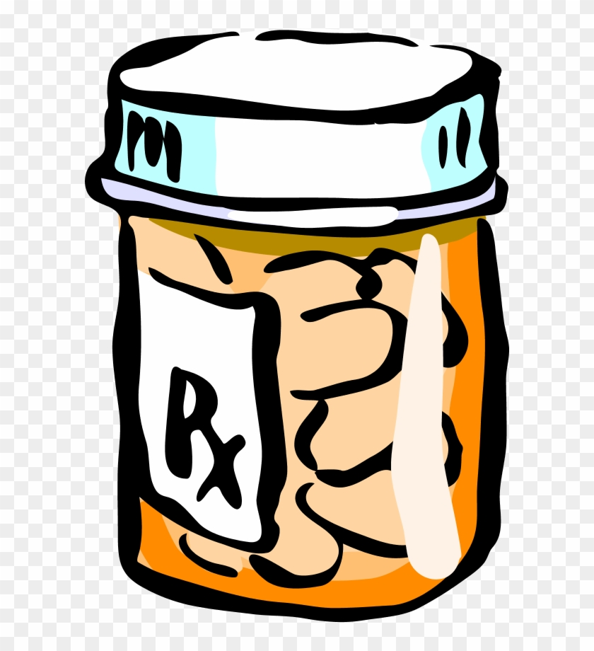 Free Pill Bottle Clipart, Download Free Clip Art, Free.