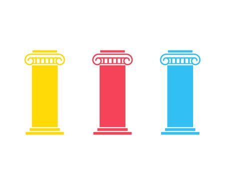 20,928 Pillars Stock Vector Illustration And Royalty Free Pillars.