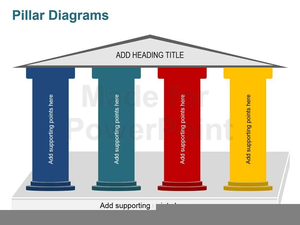 Powerpoint Clipart Pillar.