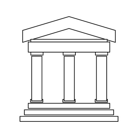 3 Pillars Stock Illustrations, Cliparts And Royalty Free 3 Pillars.