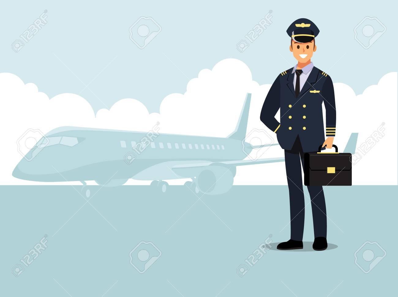 Within Clip Art Airplane Pilot Clipart Plane Captain 9.