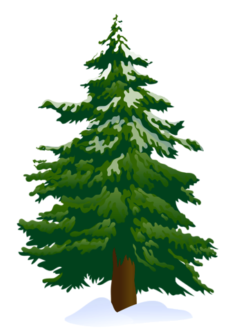Tree clip art snowy pine tree clipart 4 clipartbold clipartcow.