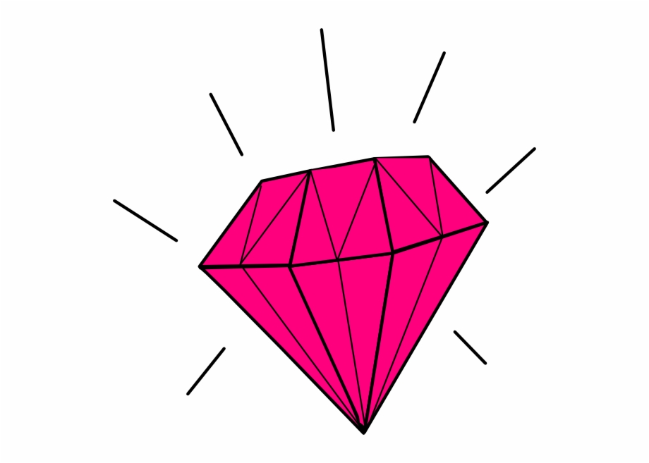 Diamant / Diamond Clip Art.